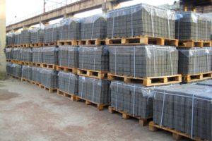 Proizvodstvo trotuarnoy plitki